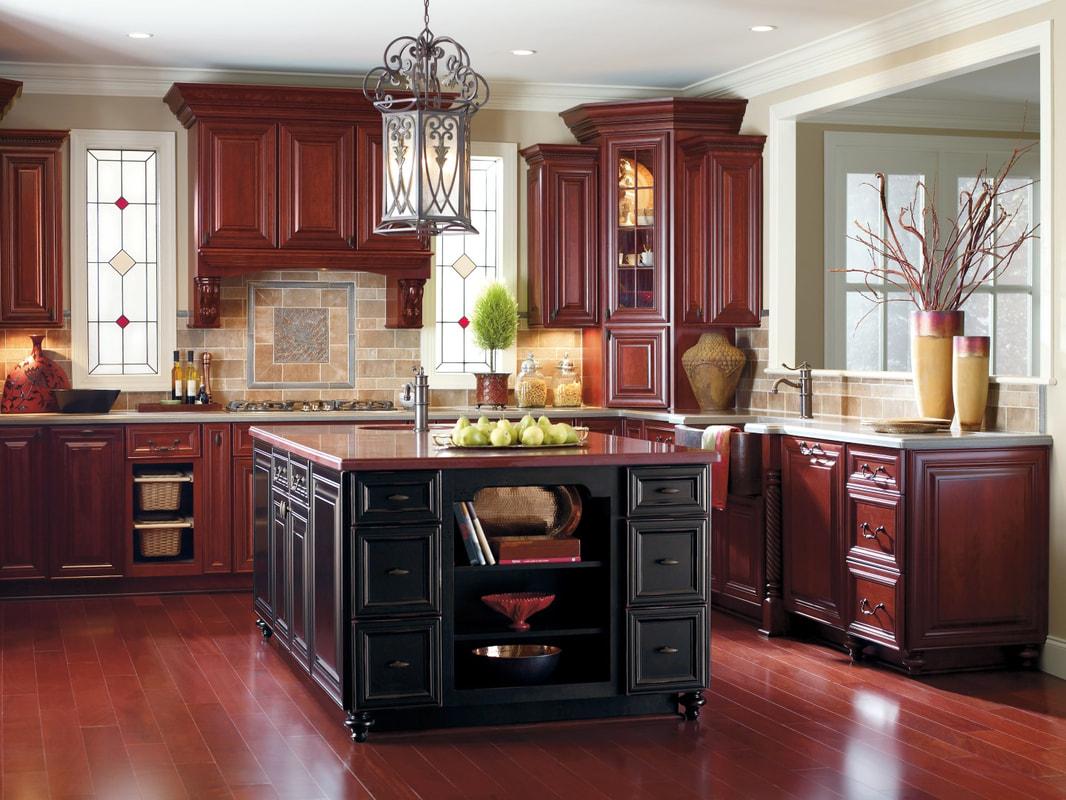 kitchen cabinet terminology